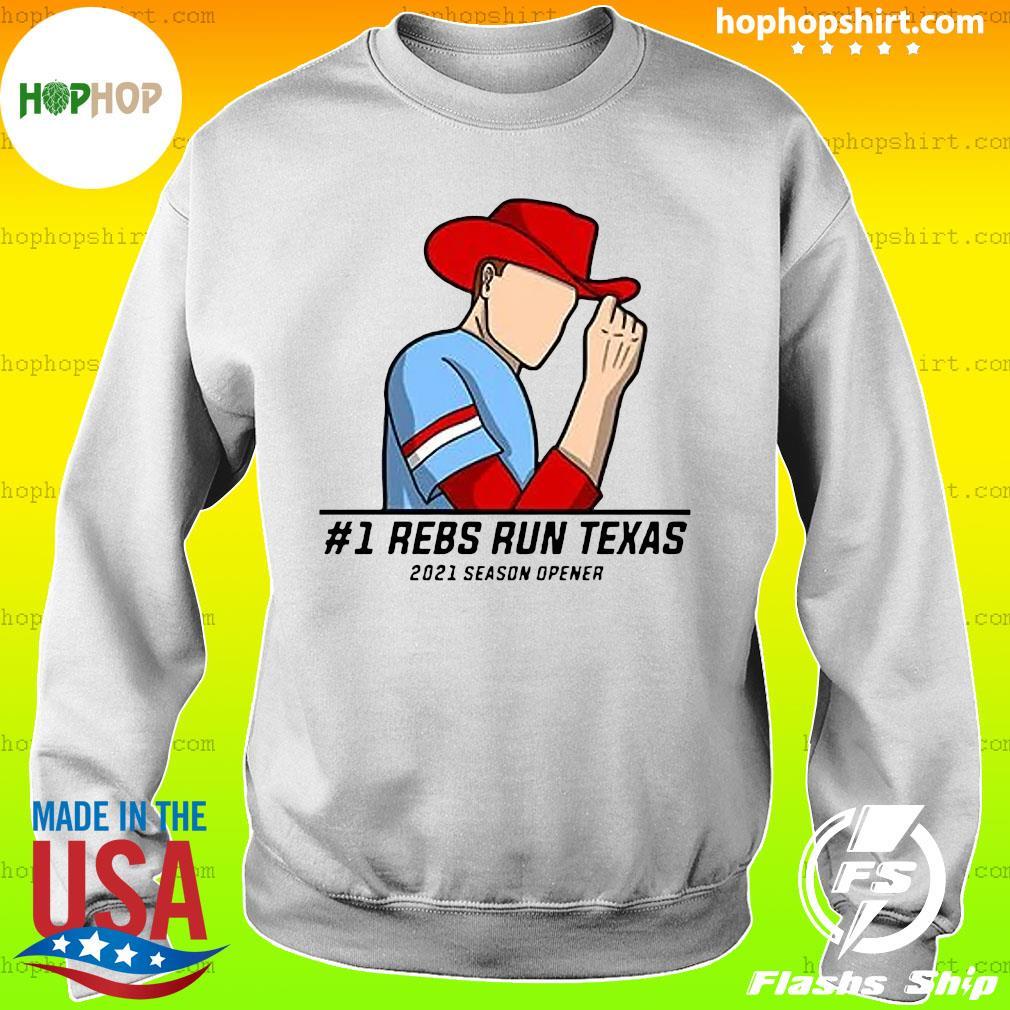 #1 Reps Run Texas 2021 Season Opener Shirt Sweater