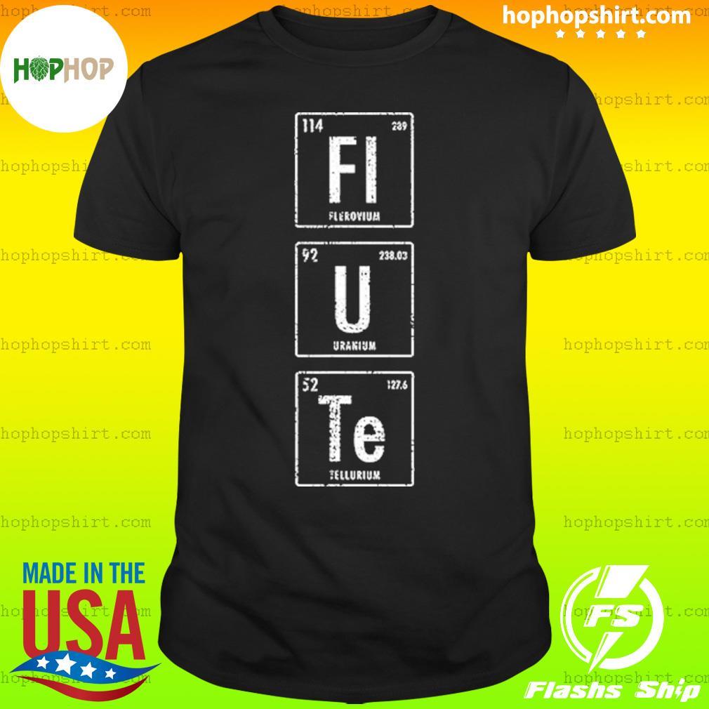 Flutes Gift Flute T-Shirt