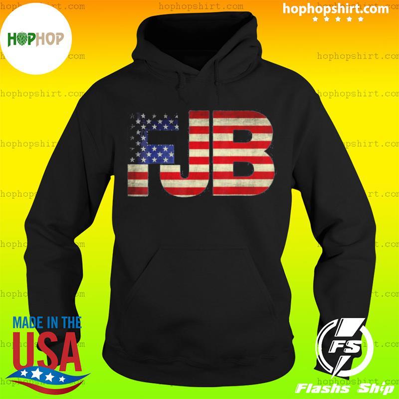 Vintage FJB Pro FJB America Flag T-Shirt Hoodie