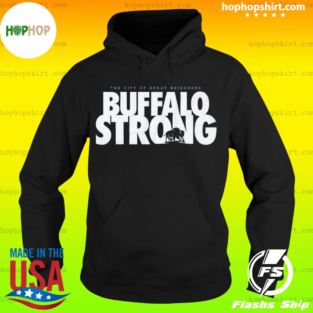 Buffalo Strong s Hoodie