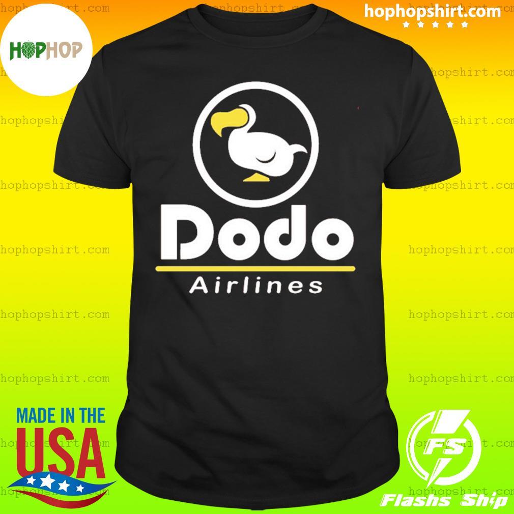 Dodo Airlines shirt