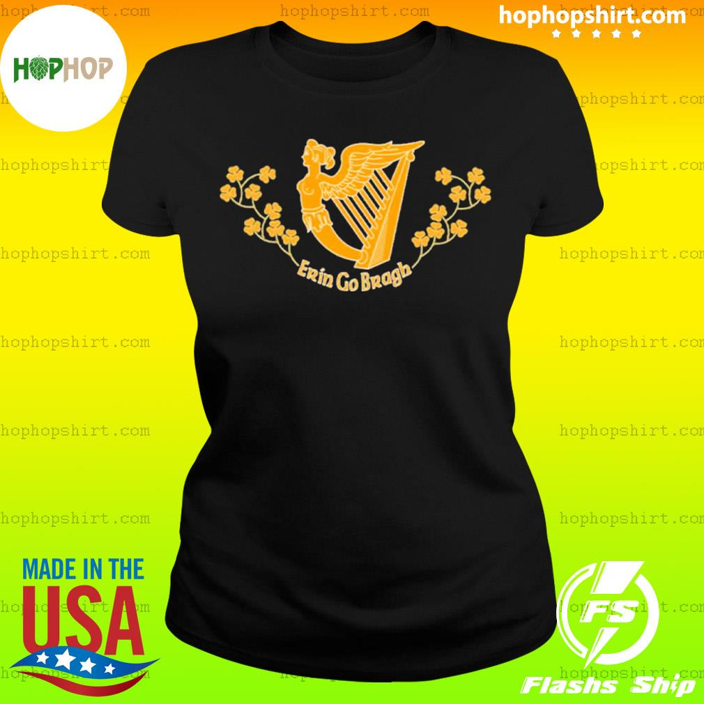 Erin Go Bragh – Irish History Pride s Ladies Tee