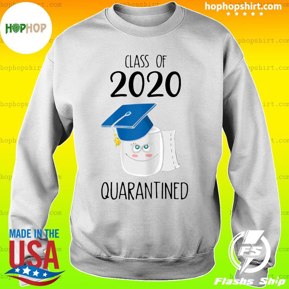 Funny Class Of 2020 Graduating Class In Quarantine School Shirt Sweater