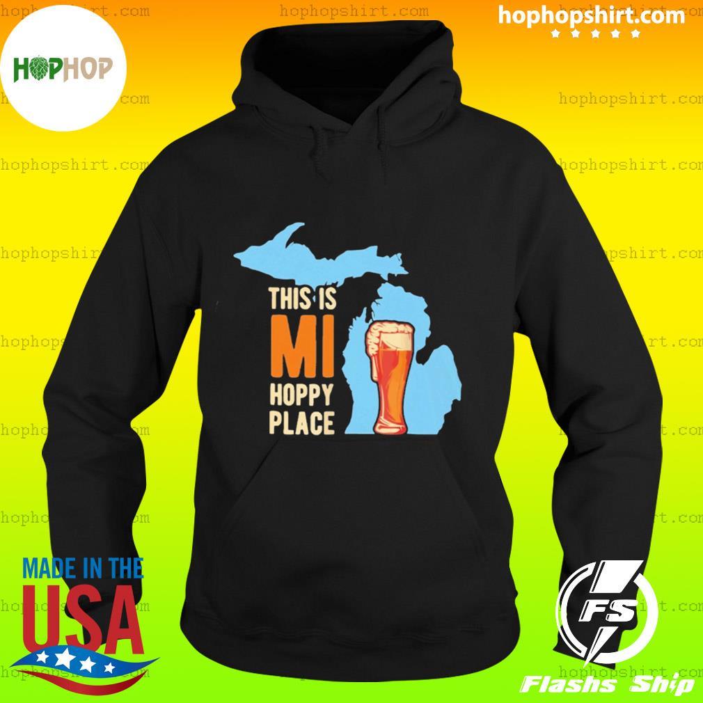 Mi Beer Drinking Michigan Brewery Microbrew s Hoodie