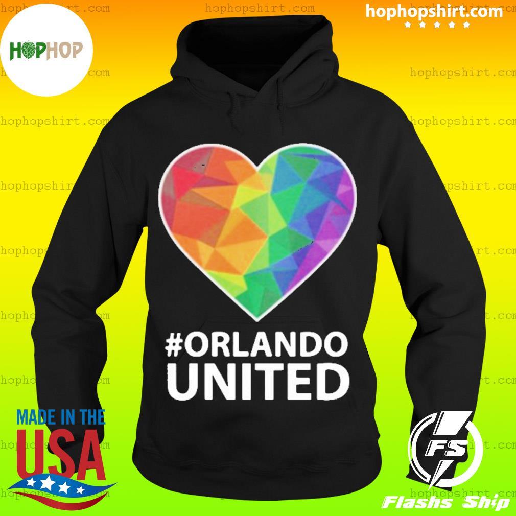 Orlando Be Strong Orlando s Hoodie