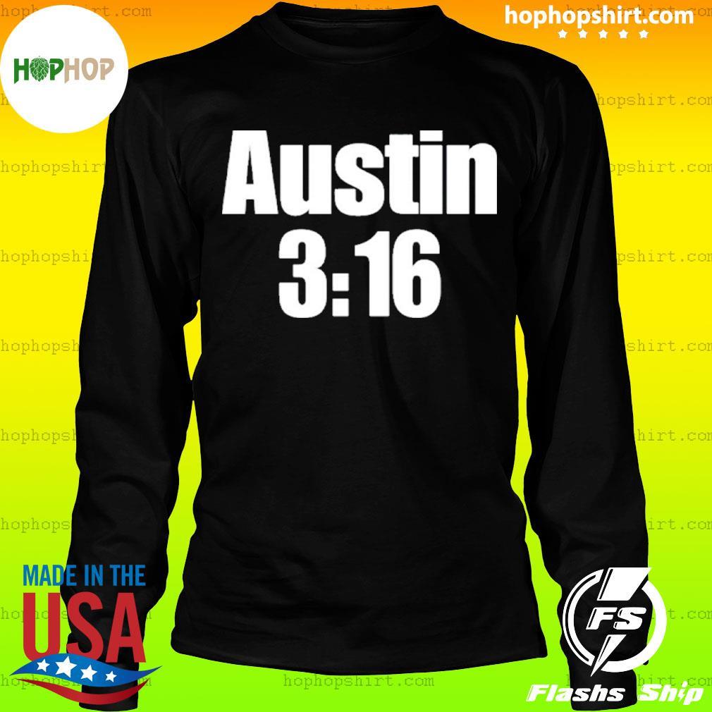Stone Cold Steve Austin 316 s LongSleeve