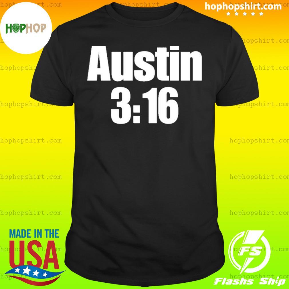 Stone Cold Steve Austin 316 shirt
