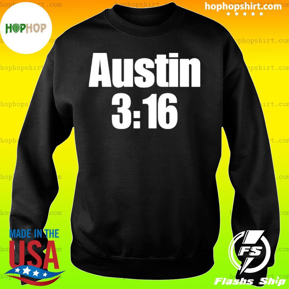 Stone Cold Steve Austin 316 s Sweater