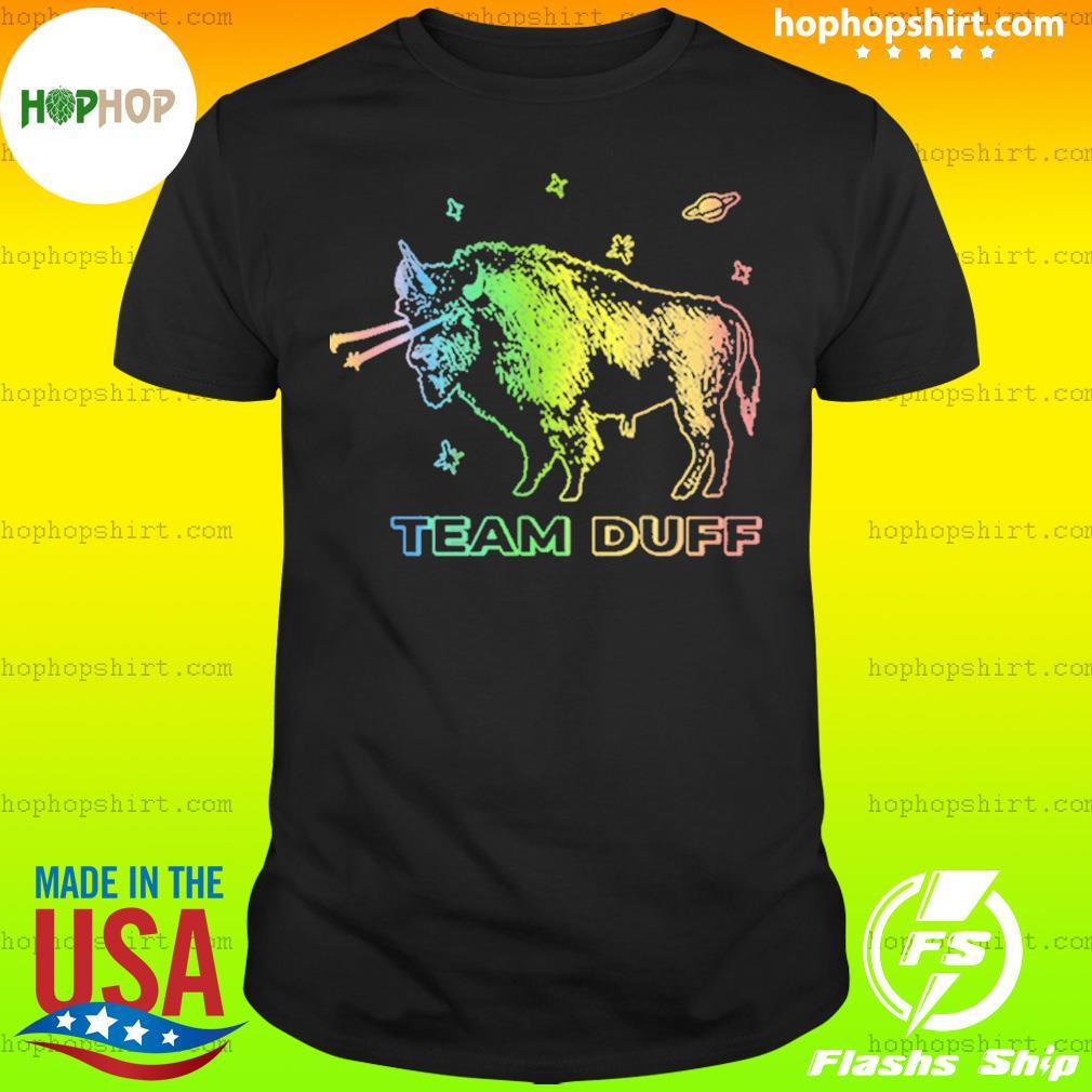 Team Duff Buffalo 2020 shirt