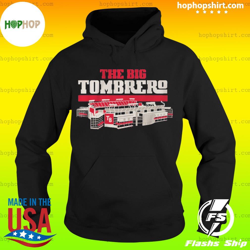 The Big Tombrero Tampa Football s Hoodie