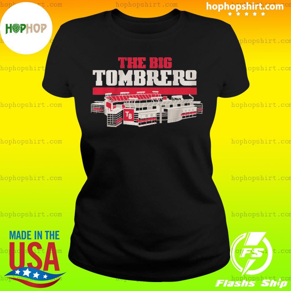 The Big Tombrero Tampa Football s Ladies Tee