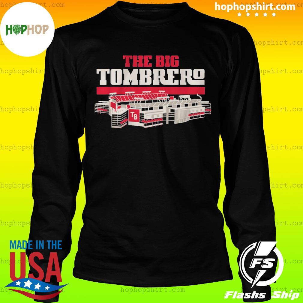 The Big Tombrero Tampa Football s LongSleeve