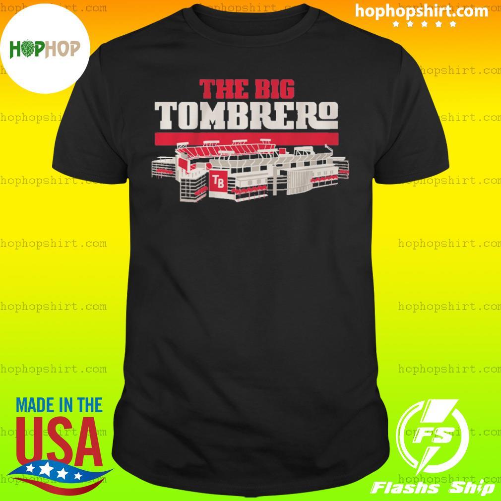 The Big Tombrero Tampa Football shirt