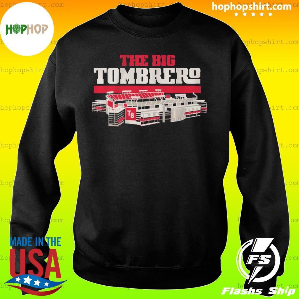 The Big Tombrero Tampa Football s Sweater