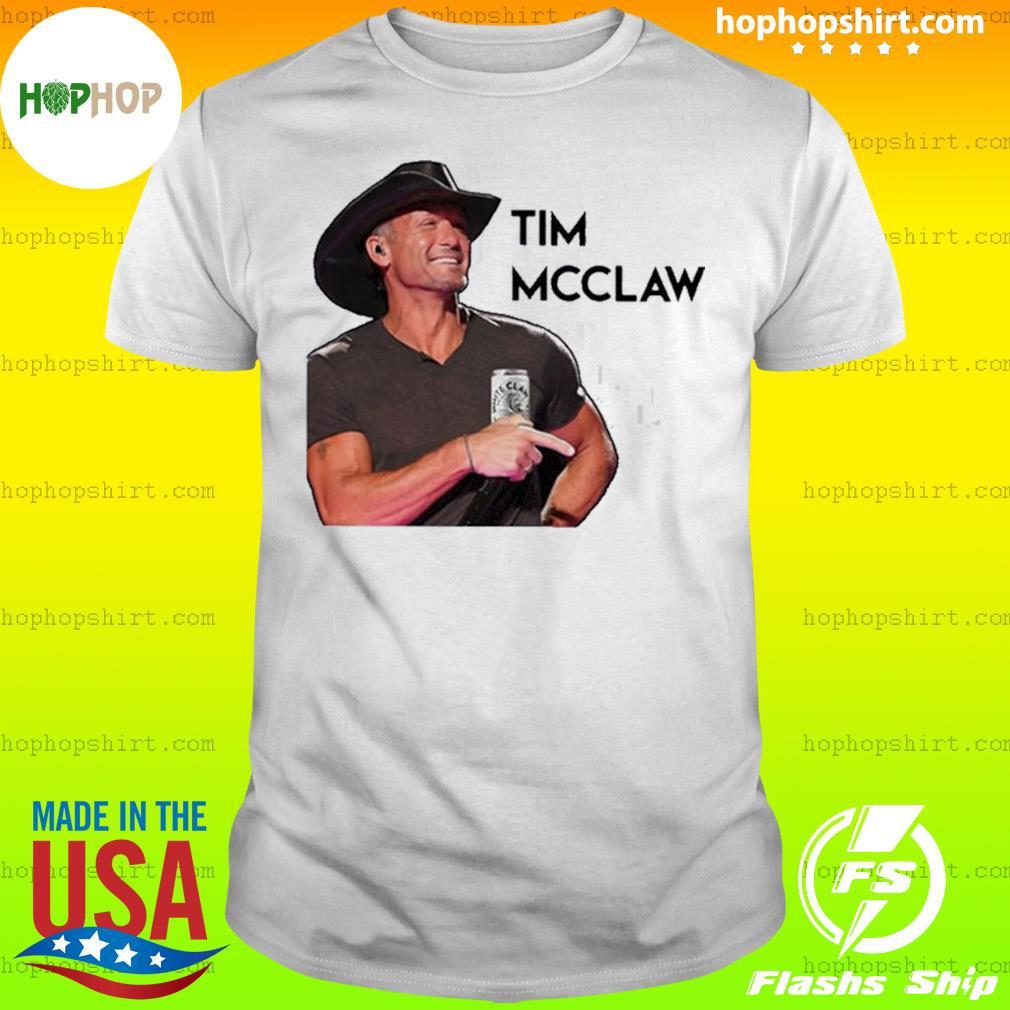 Tim mcgraw white shirt