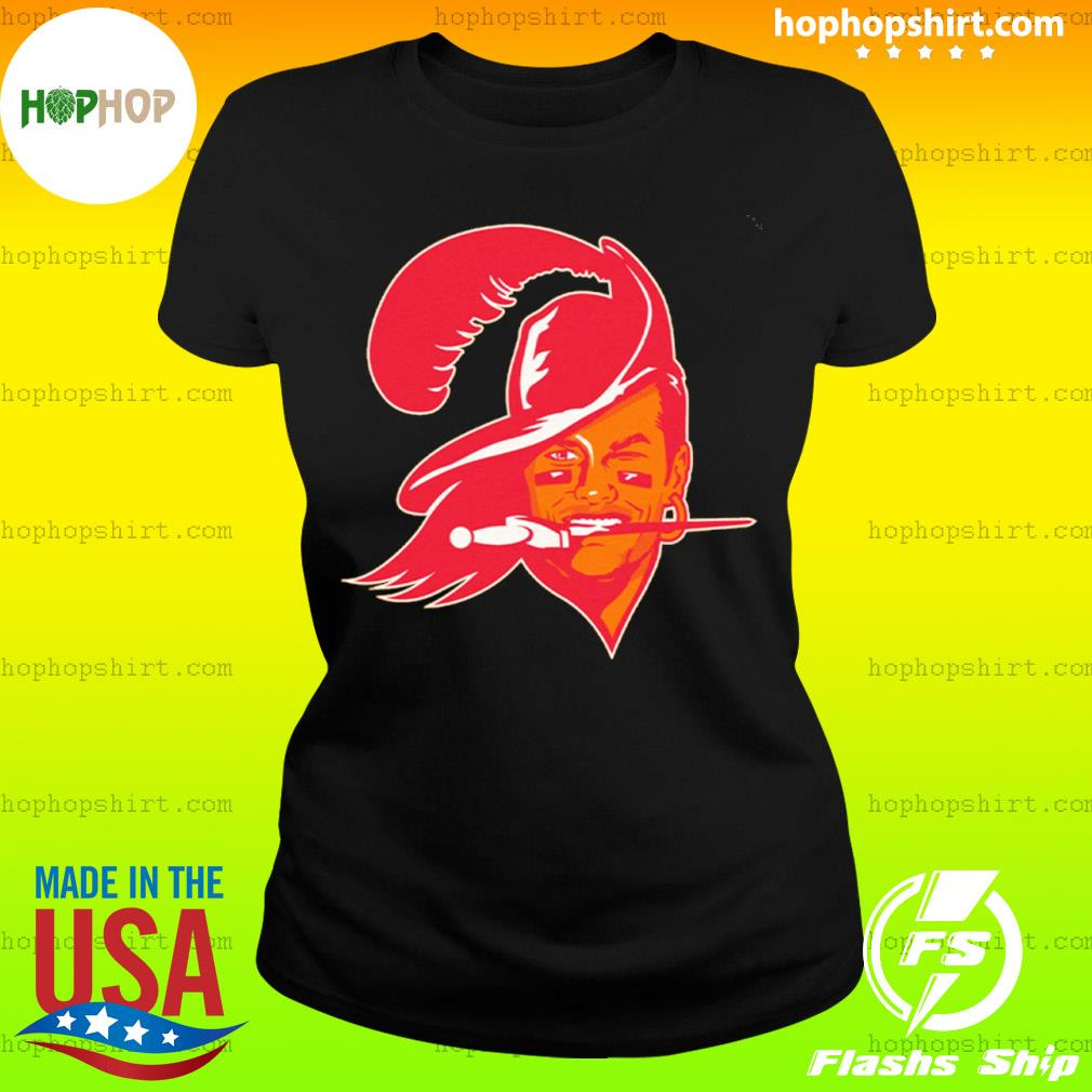 Touchdown Tampa Tampa Bay Football s Ladies Tee