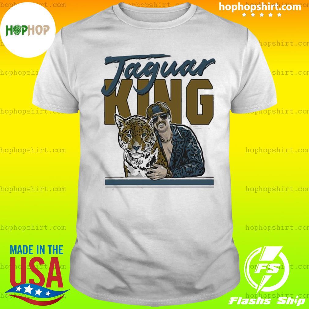 Jaguar King Jacksonville Gardner Minshew shirt