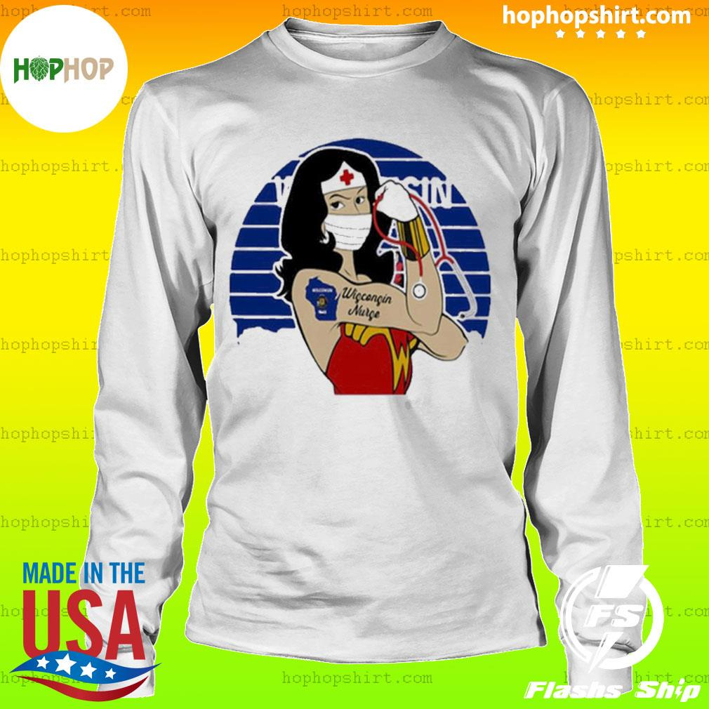 ladies wonderwoman lady fit t-shirt red made to order tee extra  large xl retro