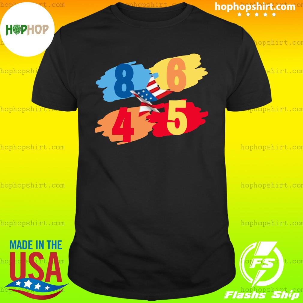 8645 New Shirt USA T-Shirt