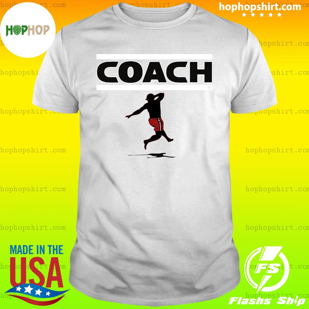 High Steppin' Coach Shirt