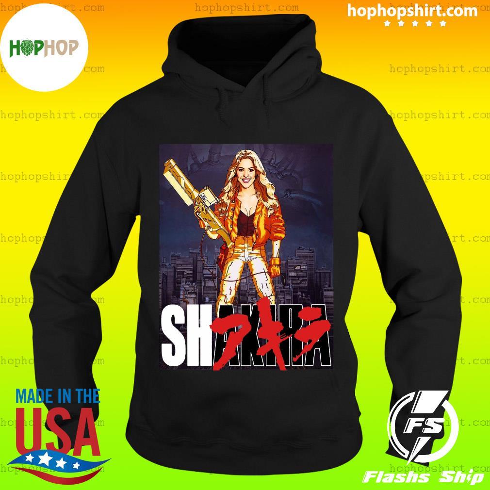 Shakira Akira Shirt Hoodie