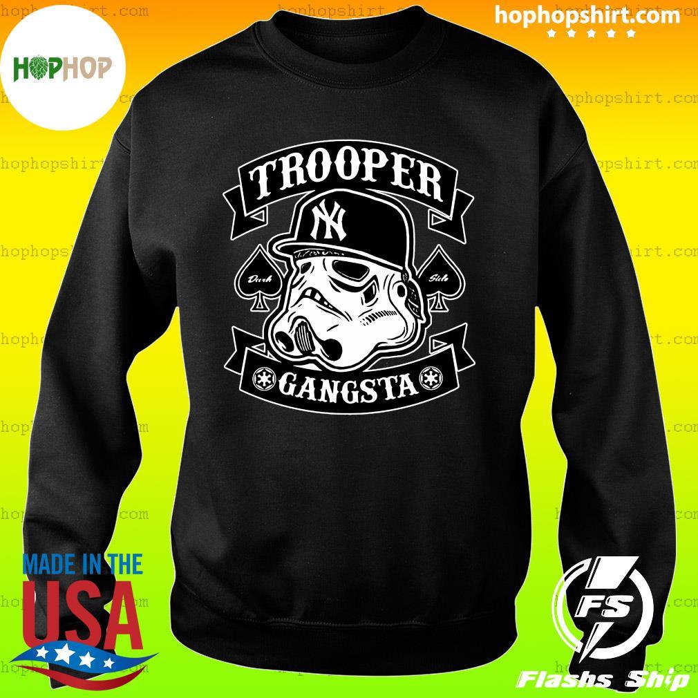 Star War New York Trooper Gangsta Shirt Sweater