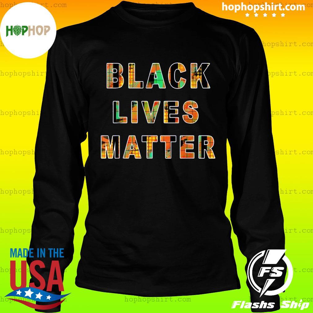 Black Lives Matter Official Shirt LongSleeve