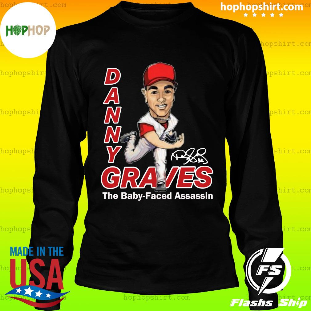 Danny Graves The Baby Faced Assassin T-Shirt LongSleeve