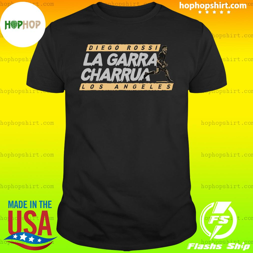 Diego Rossi la garra charrua Los Angeles official shirt