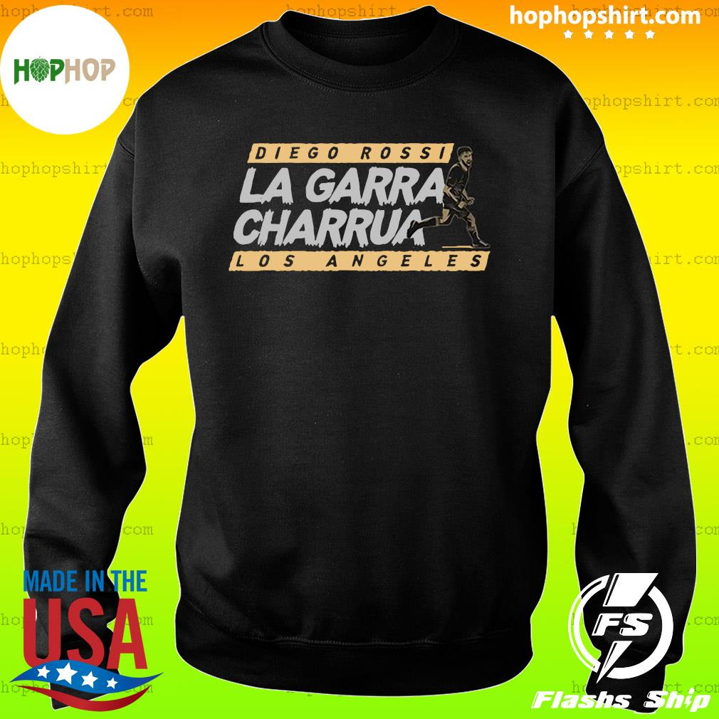 Diego Rossi la garra charrua Los Angeles official s Sweater
