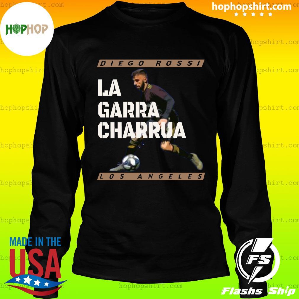 Diego Rossi La Garra Charrua Los Angeles Shirt LongSleeve