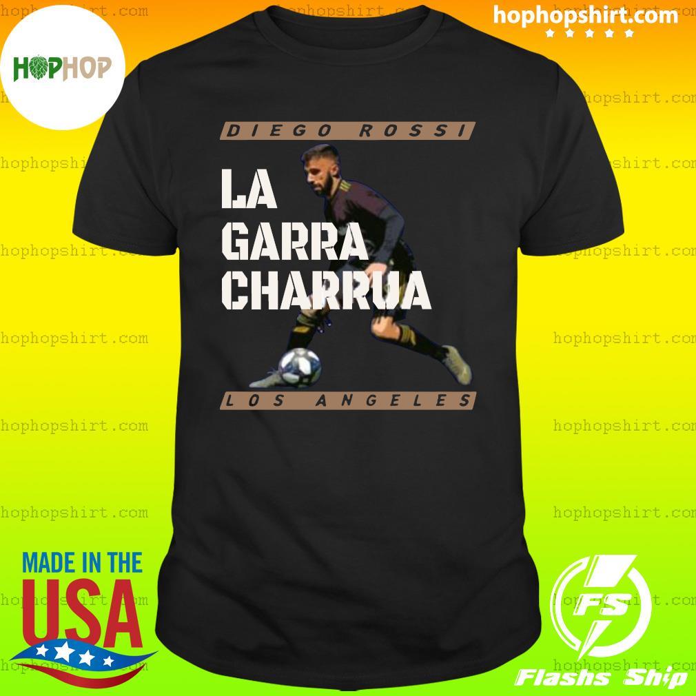 Diego Rossi La Garra Charrua Los Angeles Shirt