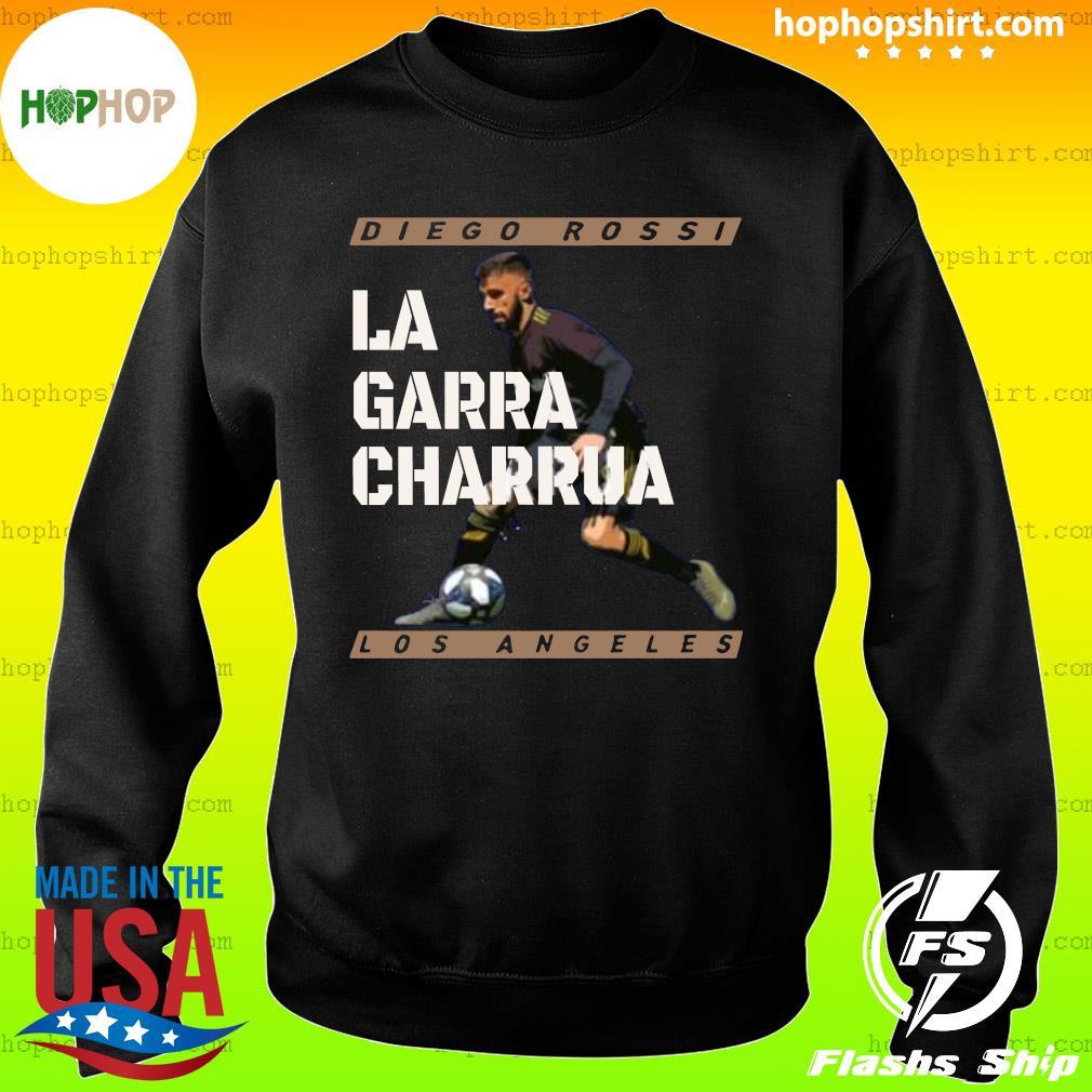 Diego Rossi La Garra Charrua Los Angeles Shirt Sweater