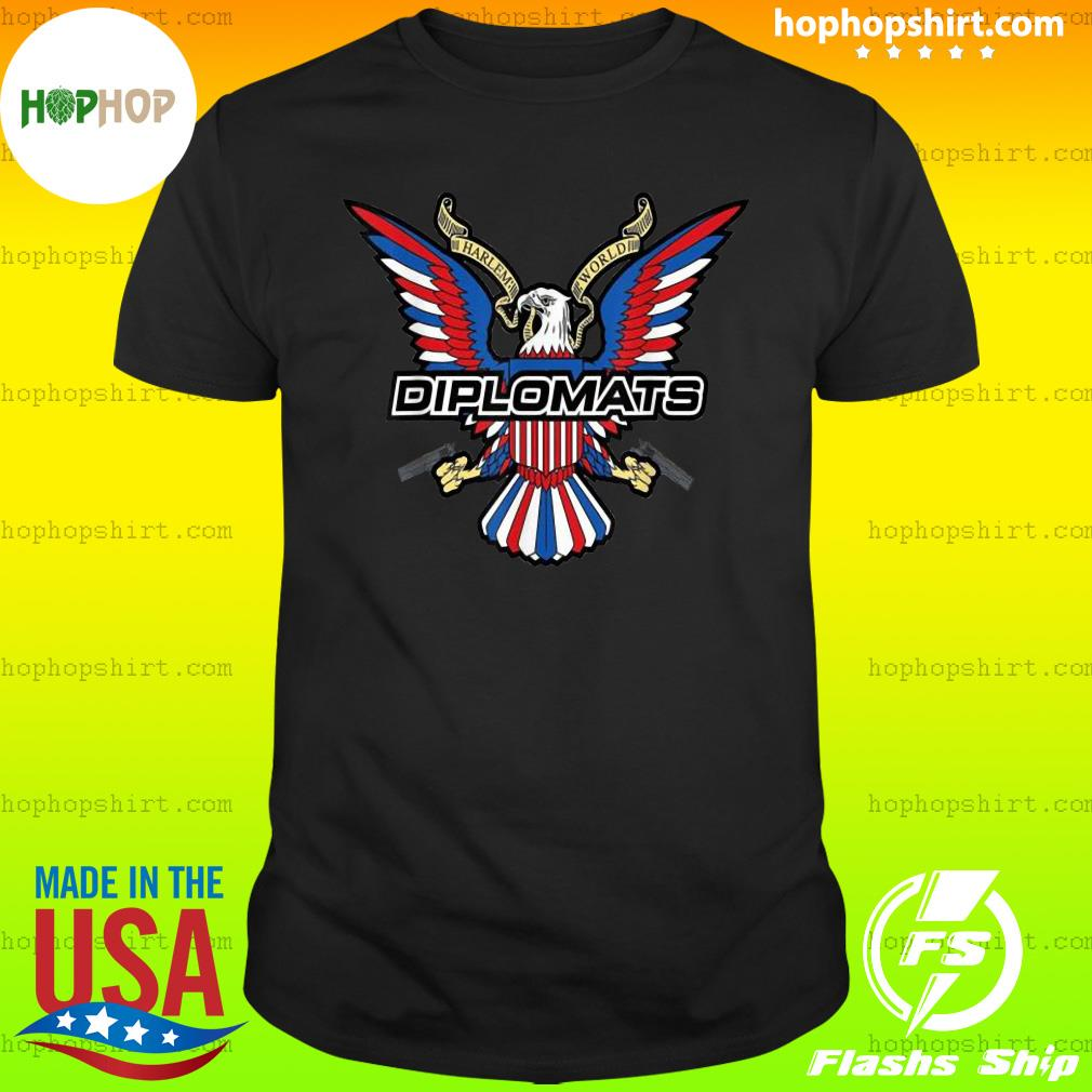 Diplomats Dipset Official T-Shirt