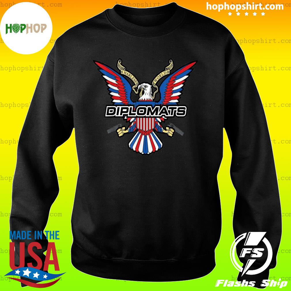 Diplomats Dipset Official T-Shirt Sweater