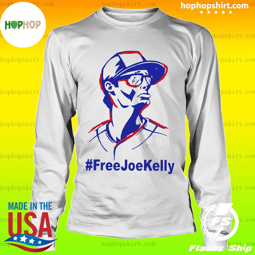 Free Joe Kelly Official Shirt LongSleeve