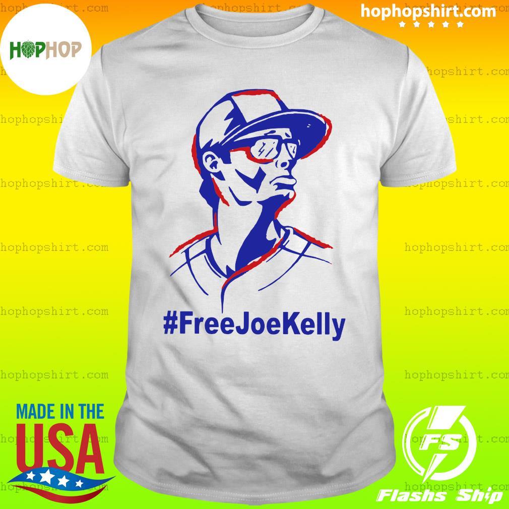 Free Joe Kelly Official Shirt