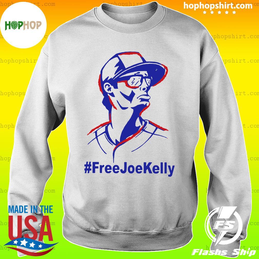Free Joe Kelly Official Shirt Sweater