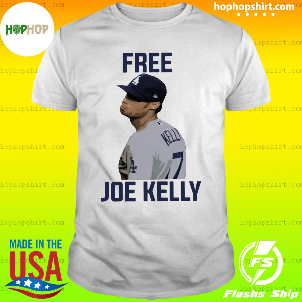 Free Joe Kelly Shirt