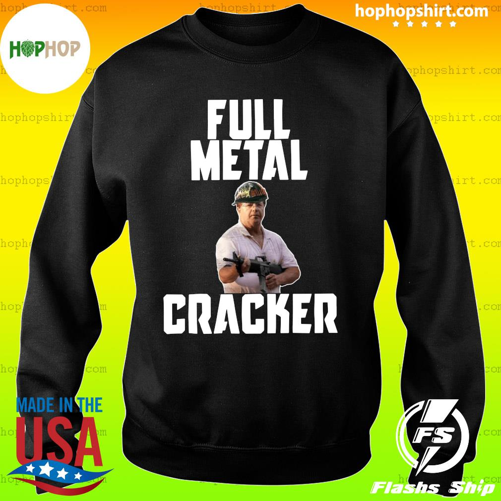 Ken And Karen Full Metal Cracker Shirt Sweater