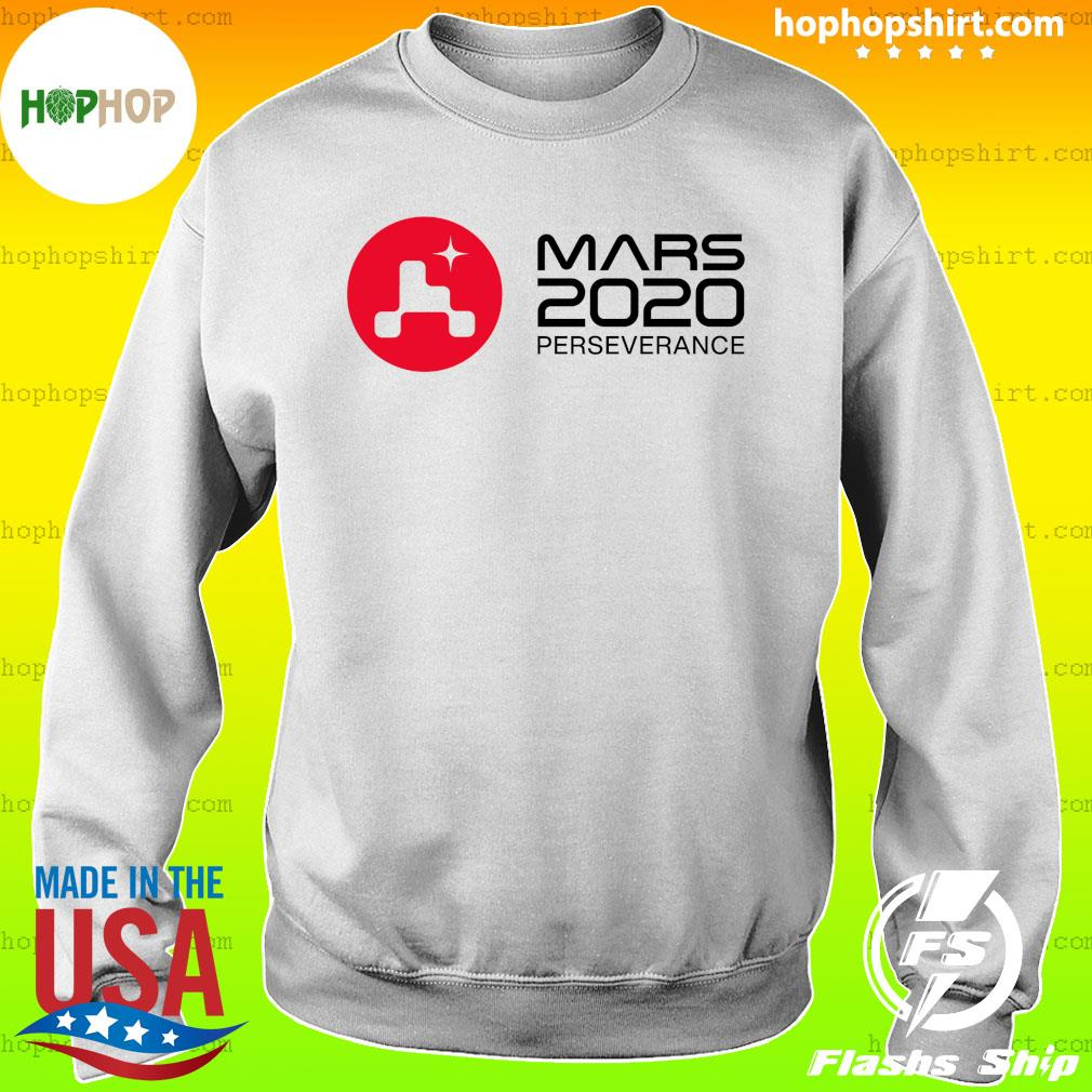 Mars 2020 Perseverance Rover Launch Day Commemorative Official T-Shirt Sweater