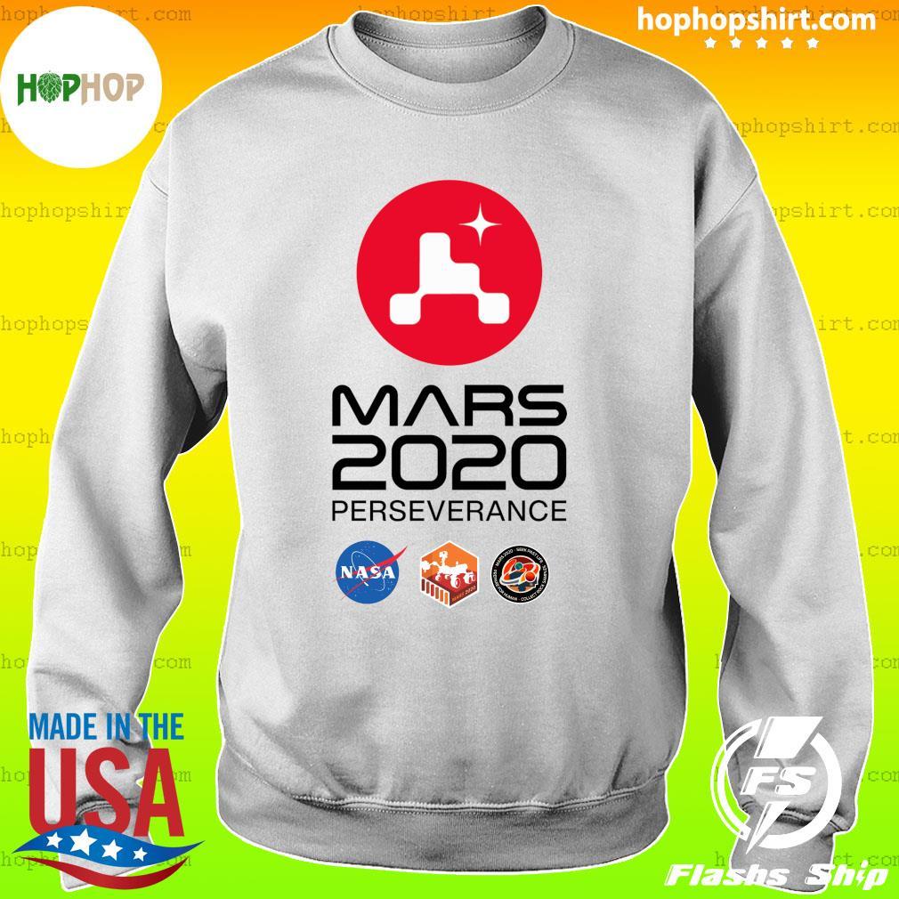 NASA Mars Rover Perseverance T-Shirt Sweater