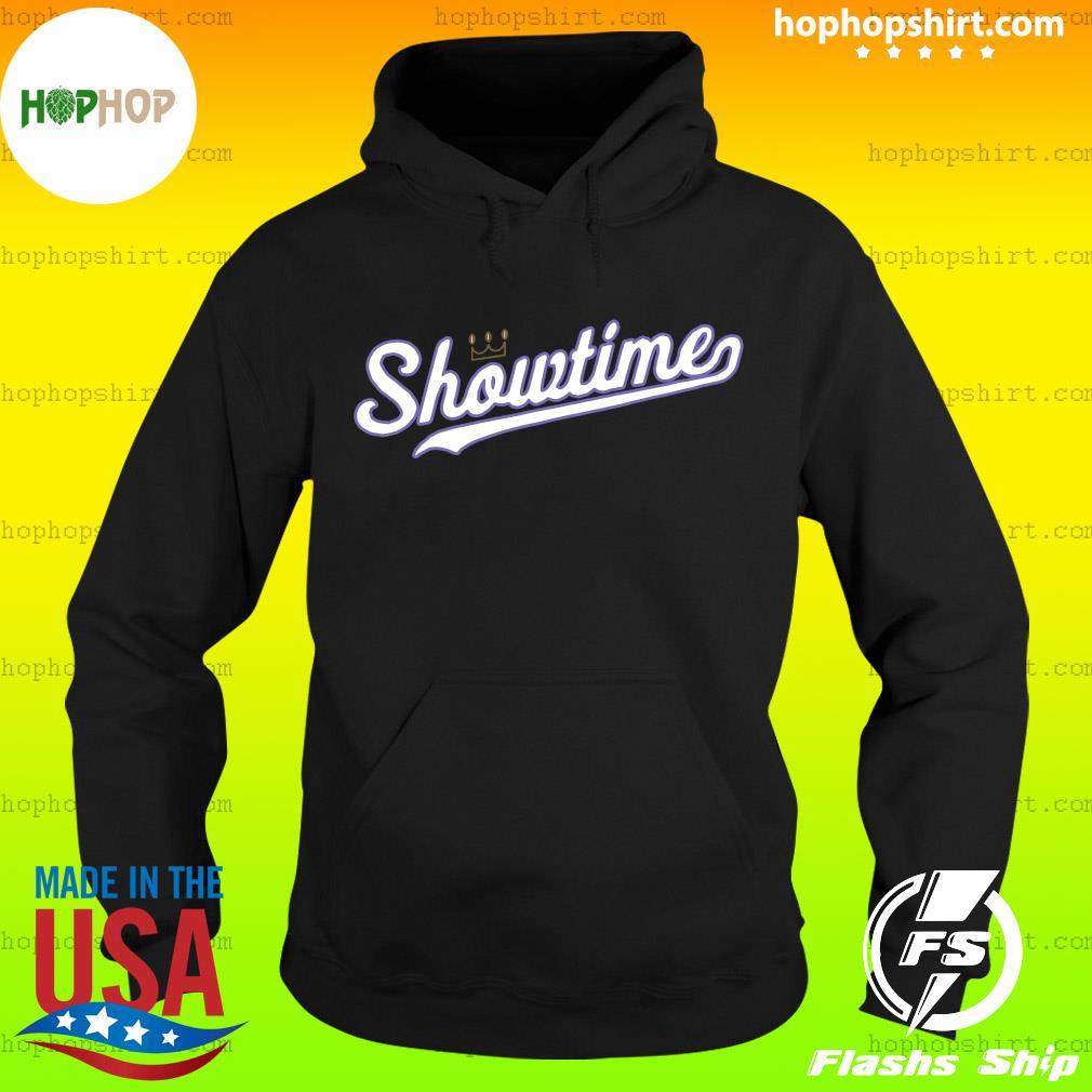 Showtime Baseball 2020 Official Shirt Hoodie