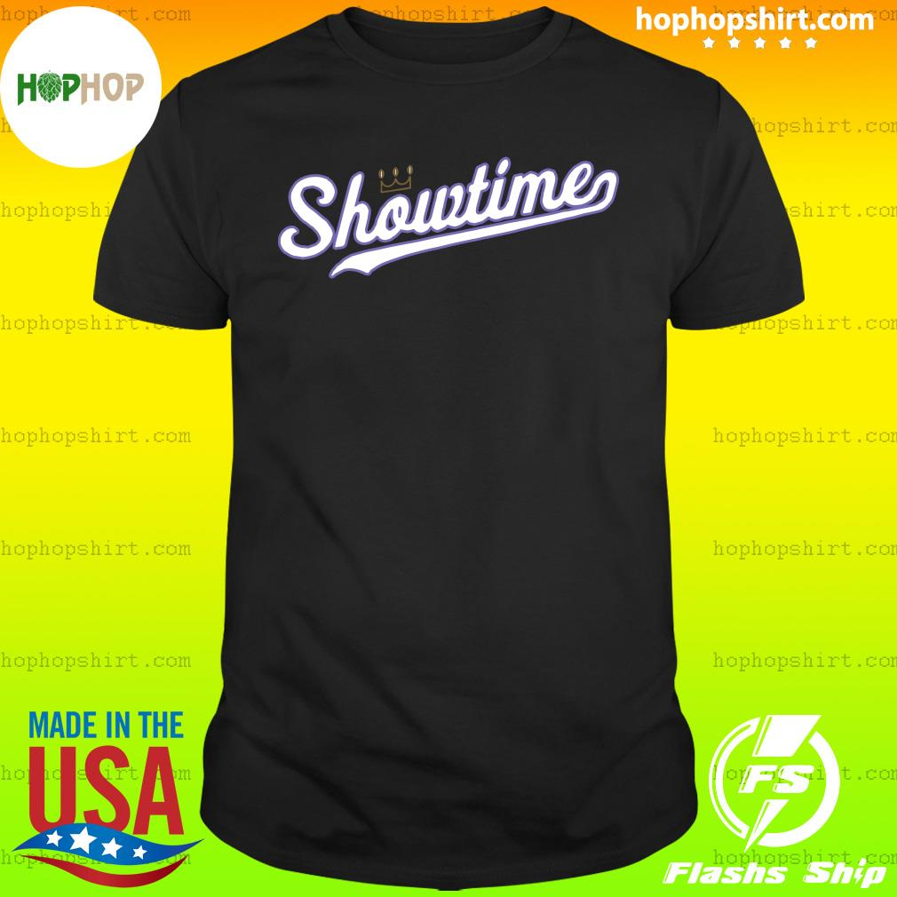 Showtime Baseball 2020 Official Shirt