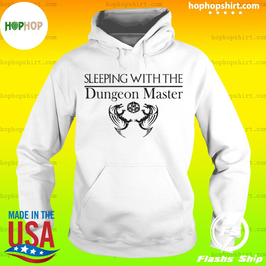 Sleeping with the dungeon master s Hoodie