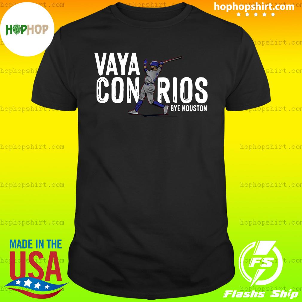 Vaya Con Rios Bye Houston Shirt