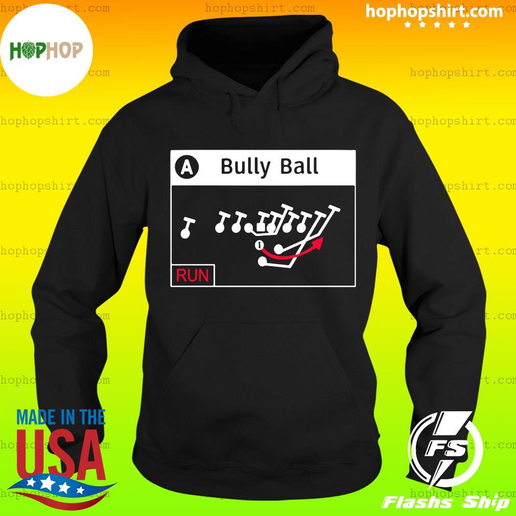 Bully Ball Shirt Hoodie