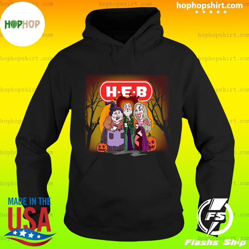 Hocus Pocus Sanderson Sisters H-E-B Halloween pumpkin s Hoodie