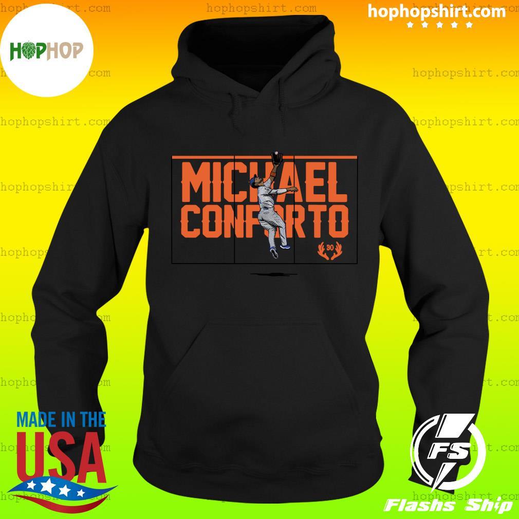 Michael Conforto Sillky Elk Pete Alonso New York Mets Shirt Hoodie