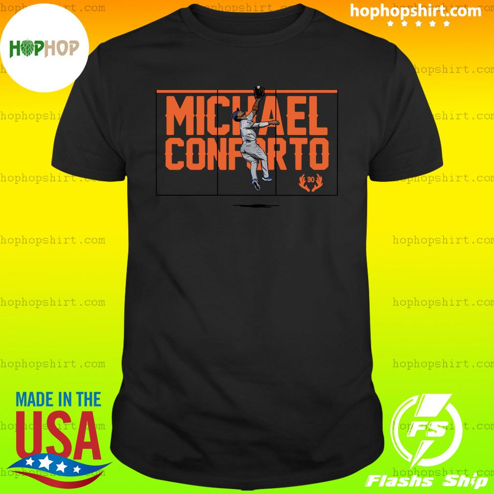 Michael Conforto Sillky Elk Pete Alonso New York Mets Shirt
